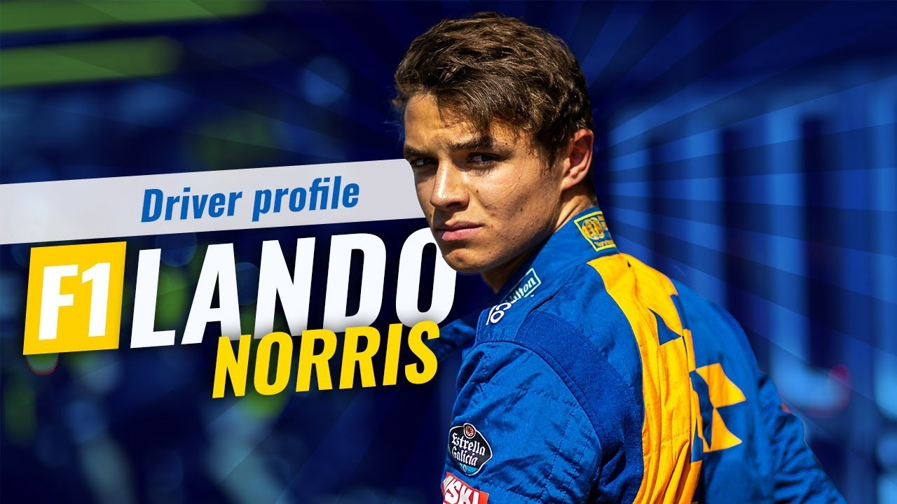 Download EVERYTHING YOU NEED TO KNOW ABOUT F1'S LANDO NORRIS