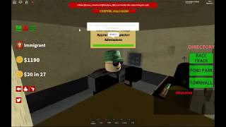 Roblox | IRF Working as an Admission #2