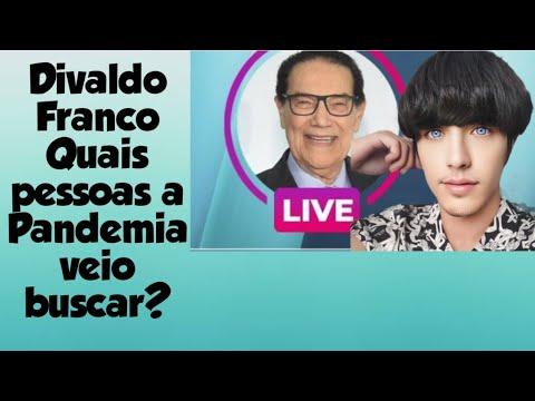 Quais Pessoas A Pandemia Veio Buscar Divaldo Pereira Franco