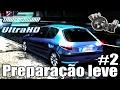 Need For Speed Underground 2 #2 - Preparação aspirada leve no Peugeot! (G27 mod)