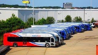 WMATA Metrobus: Bus Observations (June 28, 2014) [#W001]