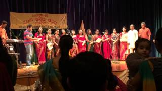 Pampa Kannada Koota - Rajyotsava and Deepavali celebration (Dec 5, 2015)