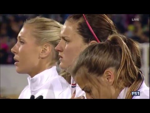 (2) USWNT vs Colombia 4.6.2016