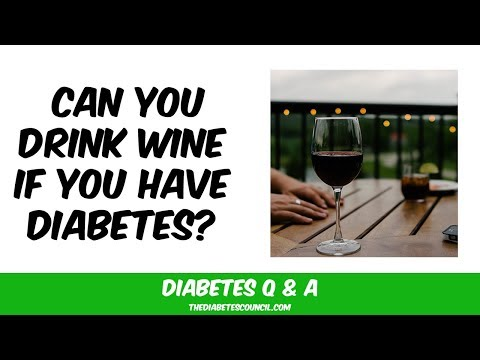 What Kind Of Wine Is Good For Diabetes?