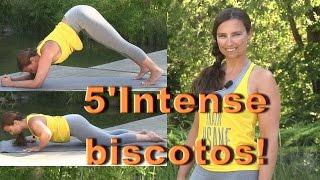 Intense biscotos: se muscler sans matériel (spécial bras, épaules...)