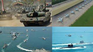 Video Simulasi Serangan Besar-Besaran Militer Indonesia (TNI). download MP3, 3GP, MP4, WEBM, AVI, FLV Oktober 2019