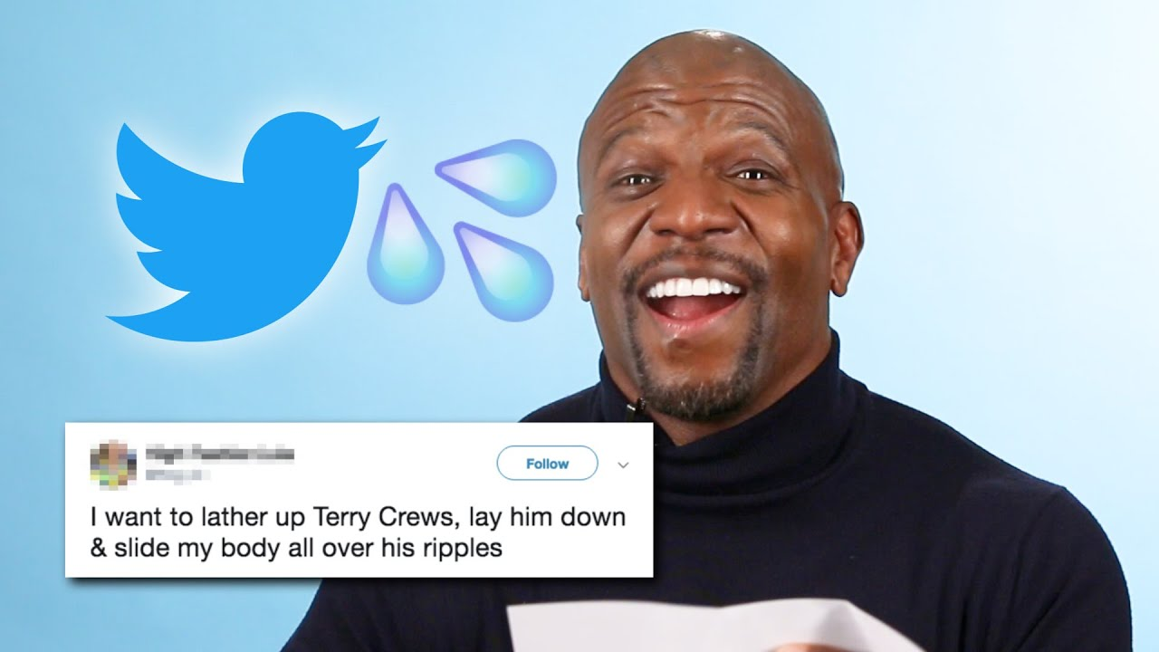 the latest 37846 332b8 Is Terry Crews Nice In Real Life?