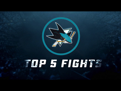 Top 5 Fights of 2016-17