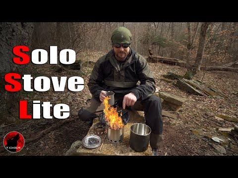 Solo Stove Lite & 900ml Pot Combo - Agenda Free Review