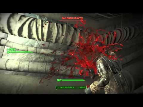 Fallout 4 Battle of Bunker Hill (Brotherhood side)