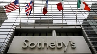 Sotheby's, Christie's Art Auction Rivalry Heats Up