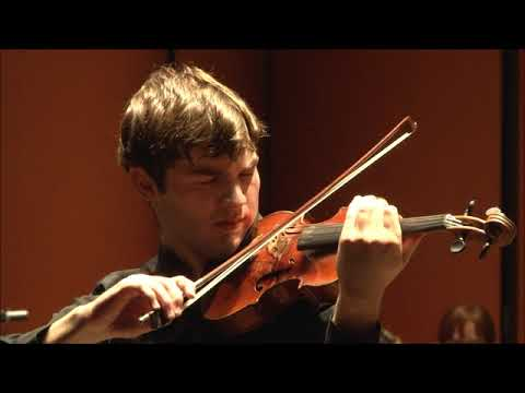 Sibelius Concerto by Nathan Meltzer and the Filarmed