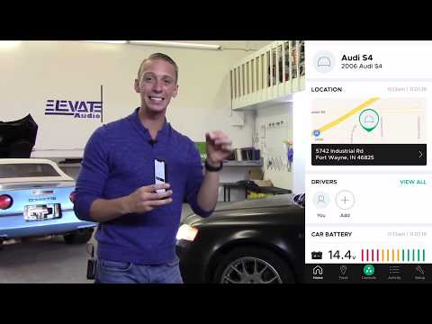 Start Any Car From Your Phone