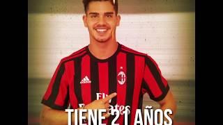 André Silva, el nuevo fichaje del AC Milán