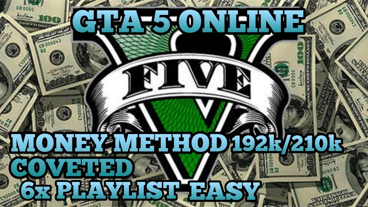 how to make easy money in gta 5 online pc