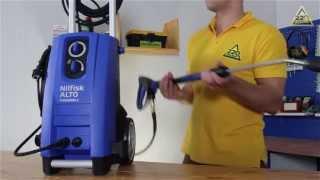 видео Аппарат высокого давления «Extra Clean»