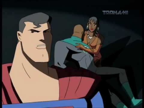 Justice League Unlimited - Wake The Dead (Preview)
