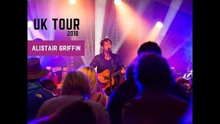 Alistair Griffin - UK Tour 2018