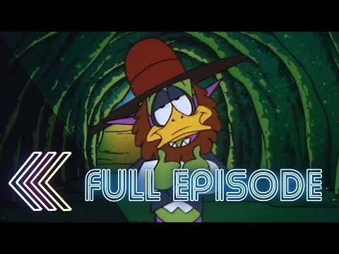 Count Duckula | A Family Reunion | Flashback TV Kids