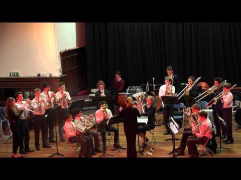 Bromsgrove School Christmas Concert 2015 - Brass Group - Imperial March from Star Wars