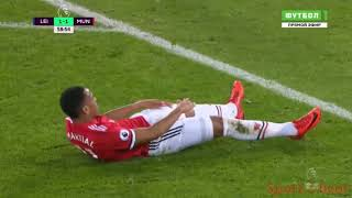 Leicester City vs Manchester United 2 -2 Extended Highlights HD 2017
