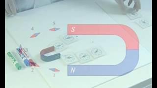 Исследование структуры магнитного поля дугообразного магнита (физика 11 класс)