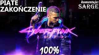 Zagrajmy w Cyberpunk 2077 PL (100%) BONUS #6 - Piąte zakończenie