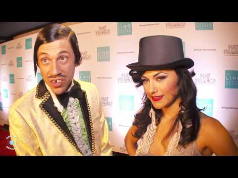 The Gazillionaire and Melody Sweets of Absinthe Hood Shame Google Billionaires