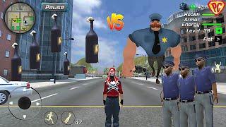 Grand Action Simulator - New York Car Gang #93 Cocktail Molotov screenshot 4