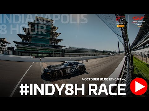 Live - Indianapolis 8 Hour - Race