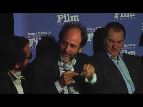 """SBIFF Cinema Society - """"Call Me By Your Name"""" Q&A- Clip 03"""