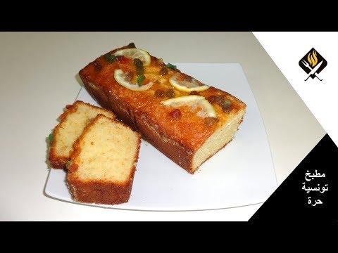 cake-au-citron-facile-|-كيكة-الليمون-المنعشة-بدون-زبدة-وبمكونات-موجودة-في-كل-بيت-من-ألذ-أنواع-الكيك