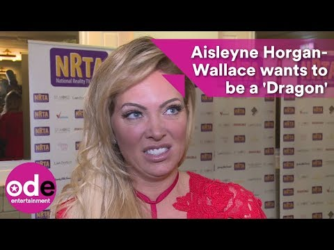 NRTAs: Aisleyne Horgan-Wallace wants to be a
