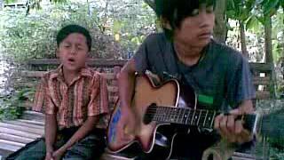 #06  Suara Maulana Ardianysah Umur 9 Tahun LaoNeis band - Bunda
