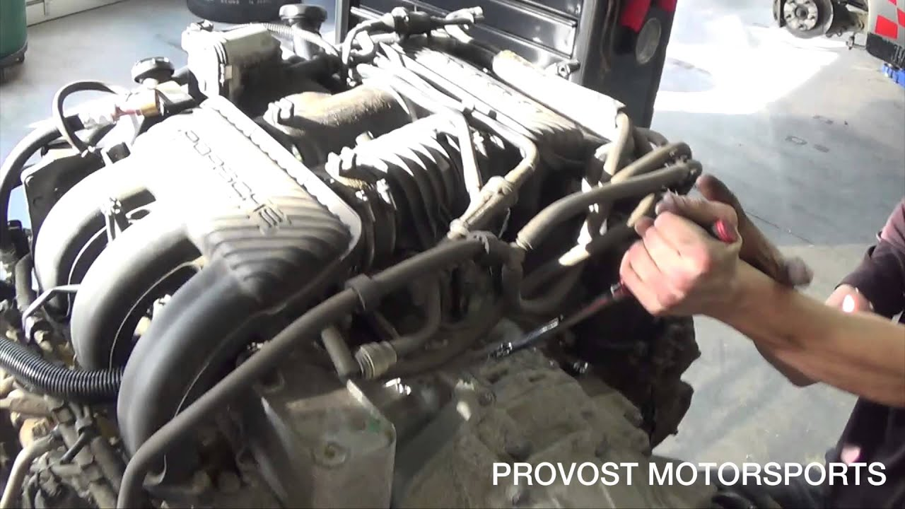 2016 Porsche Cayman Gt4 And Engine Out Coolant Leak Youtube