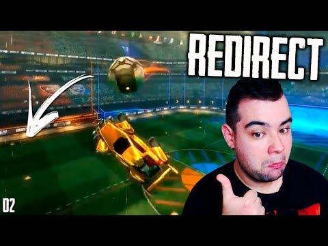 OS MELHORES REDIRECTS DO ROCKET LEAGUE #02