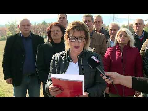 Советниците на ВМРО-ДПМНЕ се спротивставуваат на оштетувањето на Паркот на природата