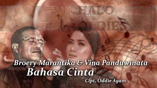 Broery Marantika & Vina Panduwinata - Bahasa Cinta (Lyric Video)