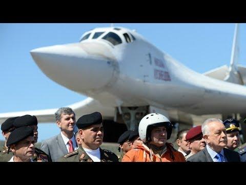 ¿Qué pretende el régimen de Venezuela al traer aviones de guerra rusos al país?
