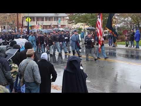 Rememberance Day Parade 2017
