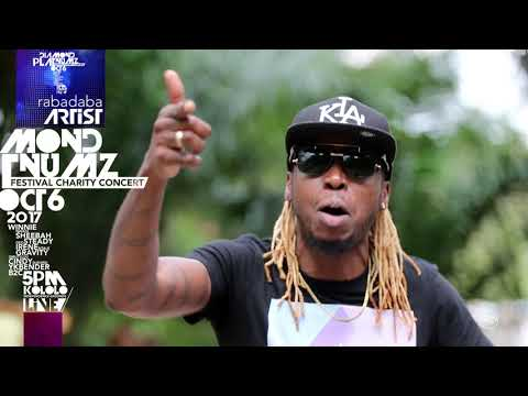 Kampala City Festival 2017 ARTIST—Rabadaba