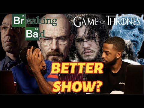 GAME OF THRONES OR BREAKING BAD? | #MALLORYBROS