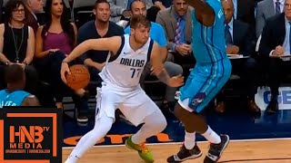 Dallas Mavericks vs Charlotte Hornets 1st Qtr Highlights | 10.12.2018, NBA Preseason