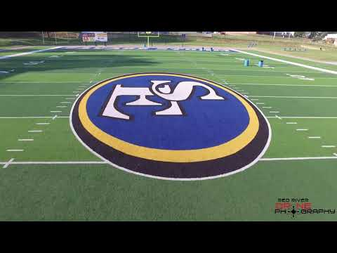 Southeastern Oklahoma State University by Drone