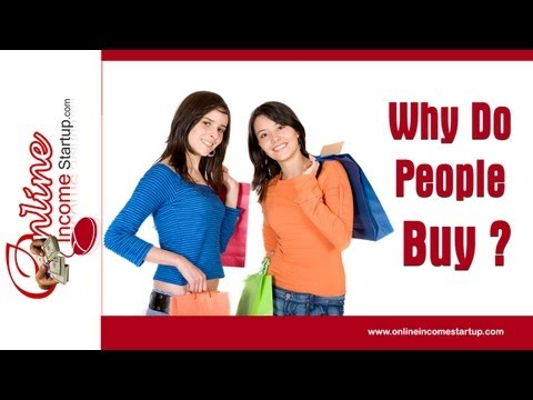 Why Do People Buy - Psychology Of Selling - Sales Process 7 Steps - Process Of Buying