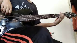 I'm sorry for every miss on my bass line. better experience, please use earphone or headphone. enjoy watching.