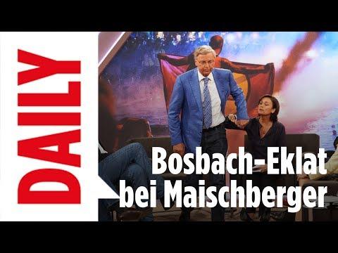 Eklat Bei Maischberger