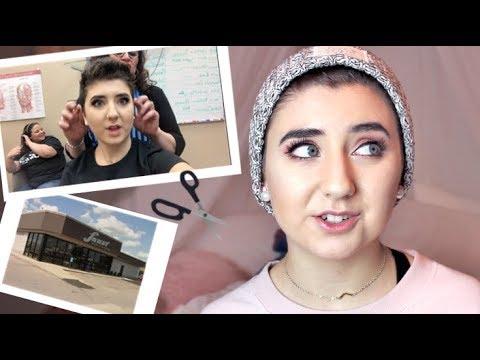 I Went to Beauty School??! (Surprising My Fans in Iowa)