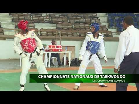 CHAMPIONNATS  NATIONAUX DE TAEKWONDO AU BENIN