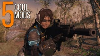 5 Cool Mods - Episode 46 - Fallout 4 Mods (PC/Xbox One)